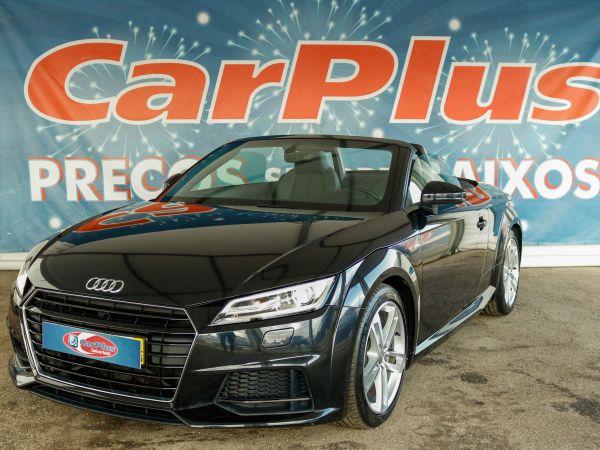 Audi TT segunda mão Lisboa