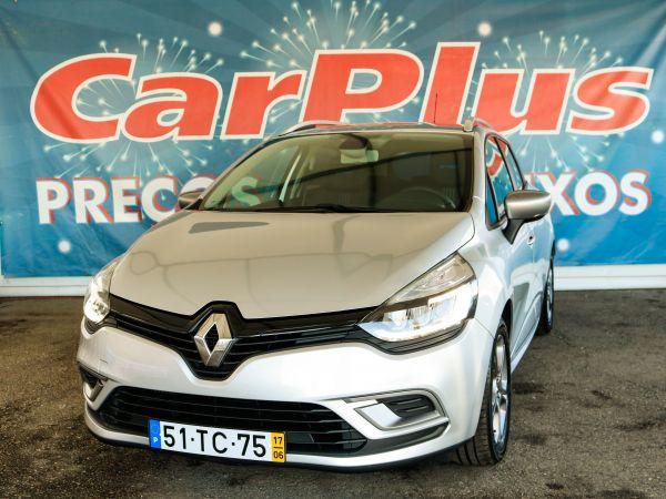 Renault Clio segunda mão Lisboa