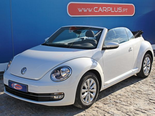 Volkswagen Beetle segunda mão Braga
