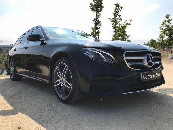 Mercedes Benz Classe E segunda mano Castelo Branco