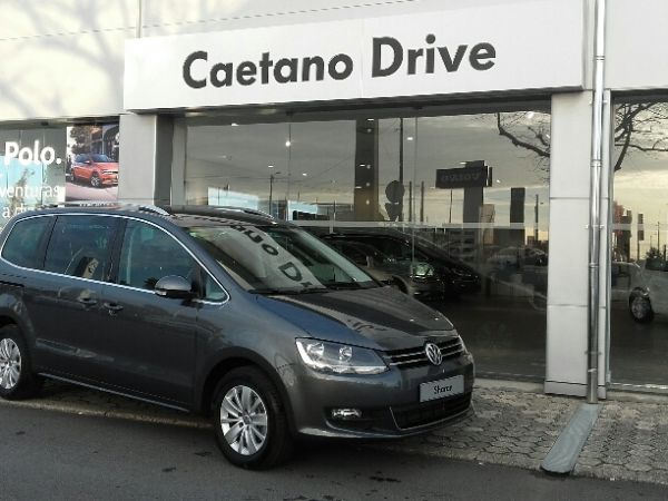Volkswagen Sharan segunda mano Aveiro