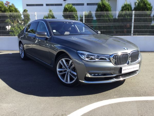 BMW Serie 7 segunda mano Aveiro