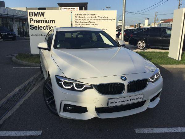 BMW Serie 4 segunda mano Aveiro