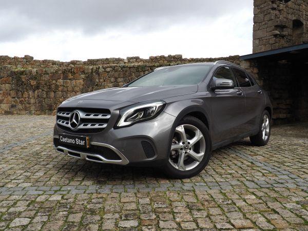 Mercedes Benz Classe GLA segunda mano Castelo Branco