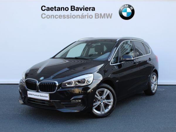 BMW Serie 2 Active Tourer segunda mano Aveiro