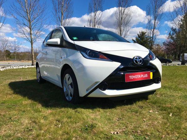 Toyota Aygo segunda mano Castelo Branco