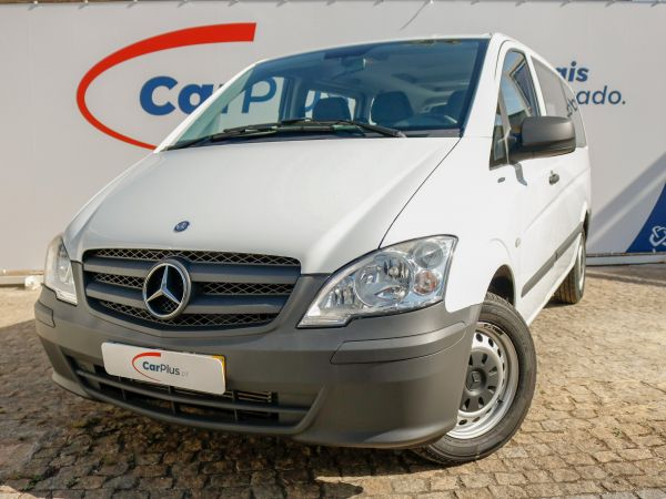 Mercedes Benz Vito segunda mão Lisboa
