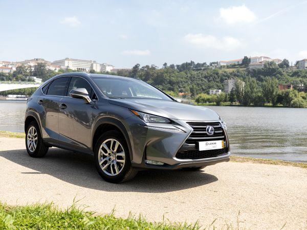 Lexus NX segunda mano Coimbra