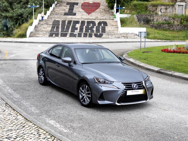 Lexus IS segunda mano Aveiro