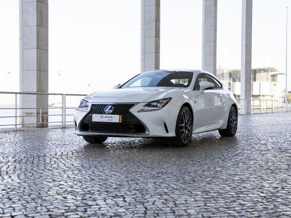 Lexus RC segunda mano Lisboa