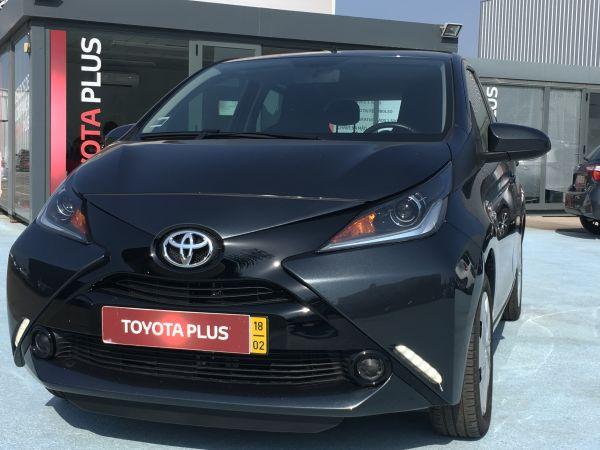 Toyota Aygo segunda mano Faro