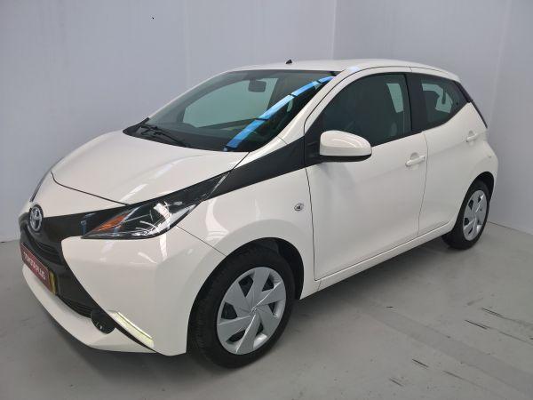 Toyota Aygo segunda mano Braga