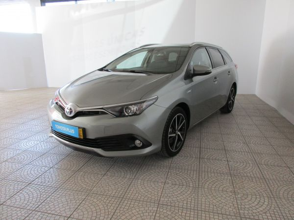 Toyota Auris Touring Sports segunda mano Coimbra