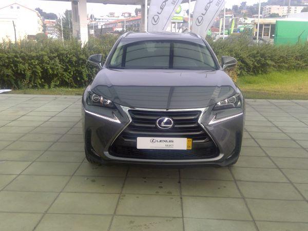 Lexus NX segunda mano Aveiro