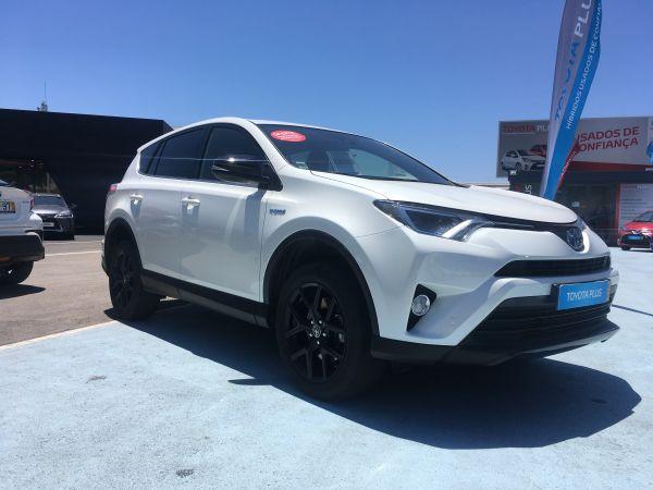 Toyota Rav4 segunda mano Faro