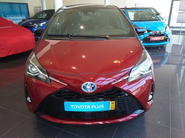Toyota Yaris segunda mano Santarém