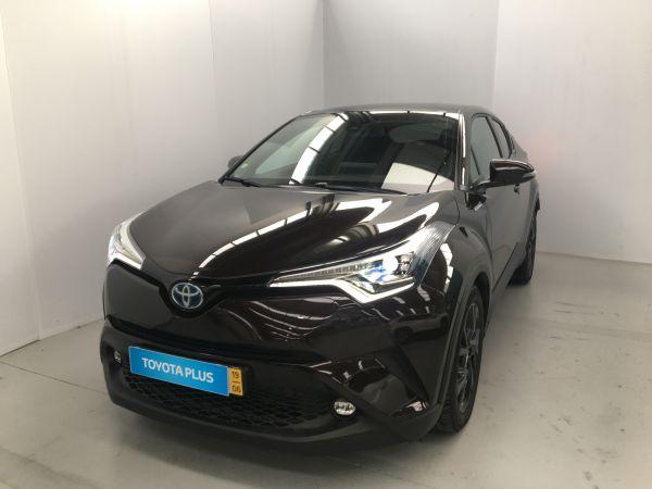 Toyota C-HR segunda mano Braga