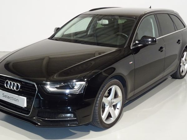 Audi A4 Avant 2.0 TDI clean 150CV multitr S line