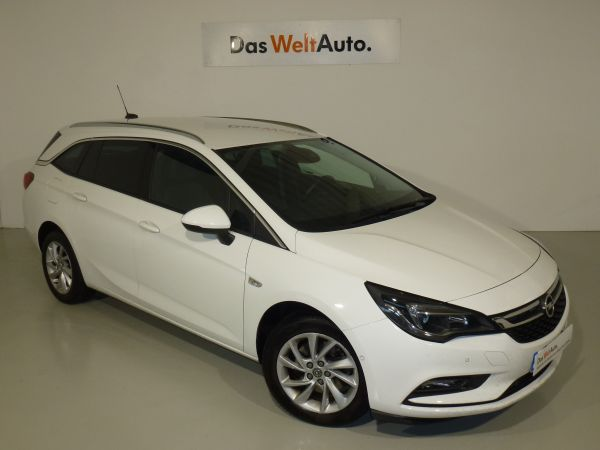 Opel Astra 1.6 CDTi 100kW Excellence Auto 16 ST