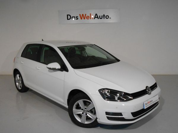 Volkswagen Golf Advance 1.6 TDI 110CV BMT DSG