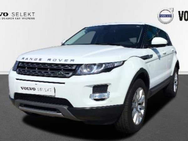 Land Rover Range Rover segunda mano Barcelona