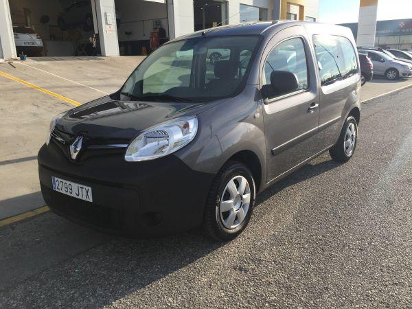 Renault Kangoo Combi segunda mano Cádiz