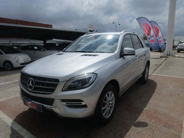 Mercedes Benz Clase M segunda mano Madrid