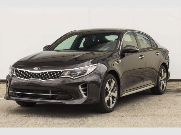 Kia Optima GT segunda mano Madrid