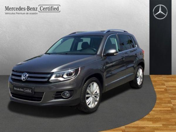 Volkswagen Tiguan segunda mano Málaga